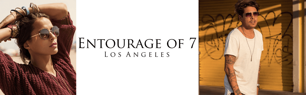 Entourage of 7 Logo