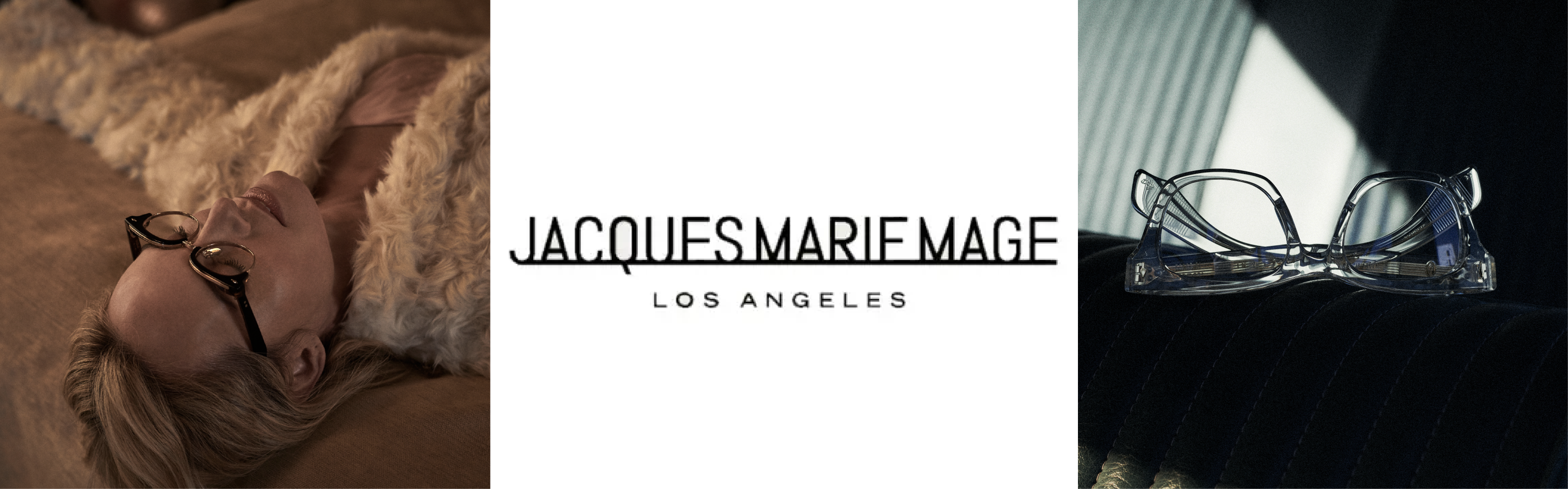 Jacques Marie Mage Optical