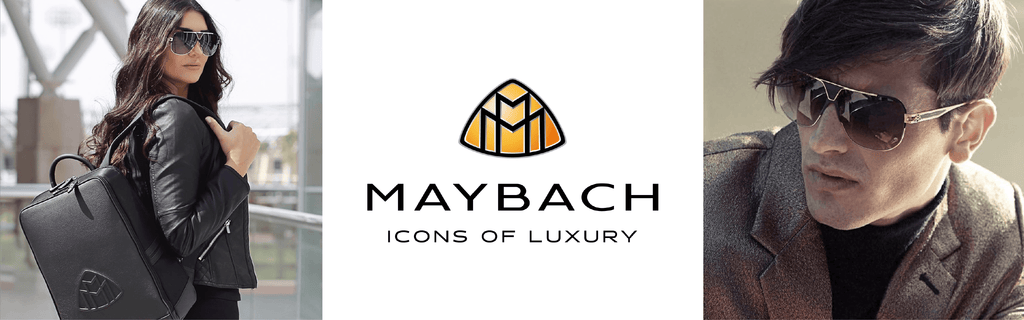 Maybach eyewear banner