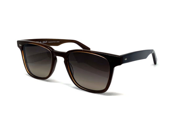 Fred Segal x Salt Optics - Reiner (Coffee Black)