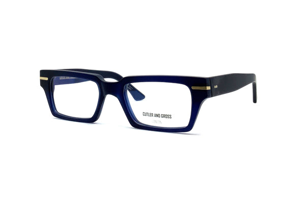 Cutler and Gross - 1363 (Classic Navy Blue)