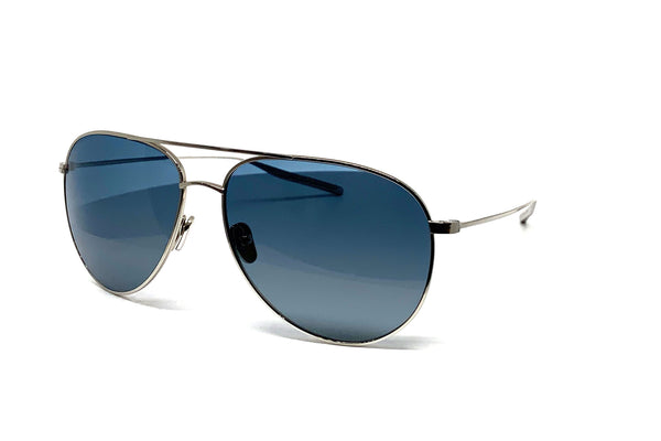 Fred Segal x Salt Optics - Francisco (Traditional Silver)