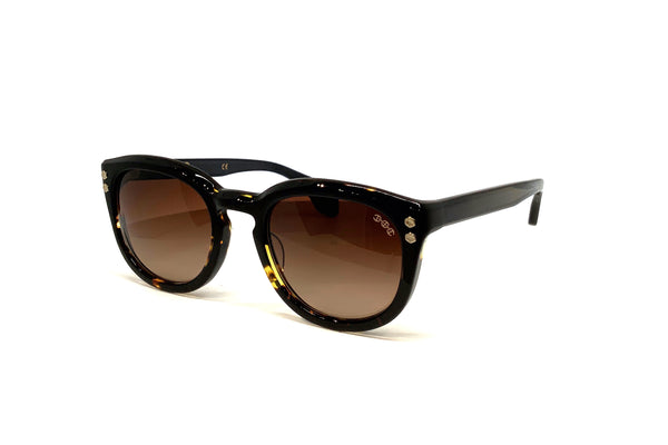 Hoorsenbuhs Sunglasses - Model II (Black/Tortoise Fade)