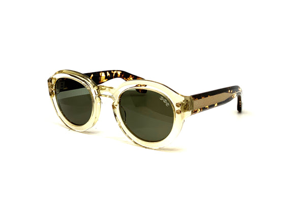 Hoorsenbuhs Sunglasses - Model III (Wheat Crystal)