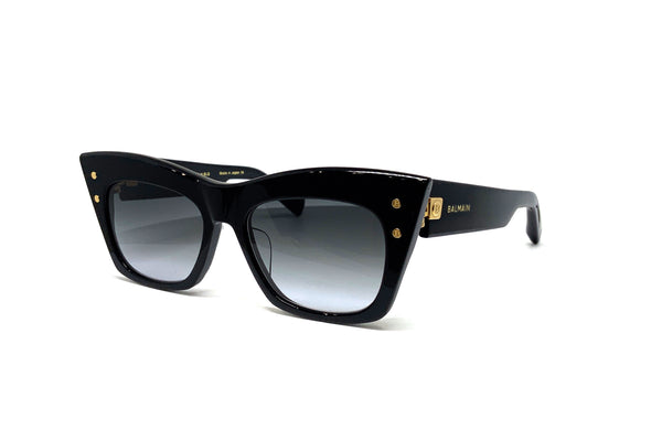 Balmain - B-II (Black - Gold)