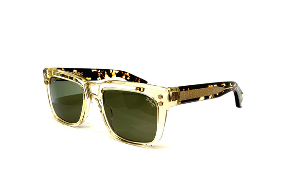 Hoorsenbuhs Sunglasses - Model V (Wheat Crystal)