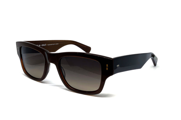 Fred Segal x Salt Optics - Nielsen (Coffee Black)