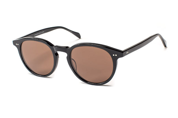 Black Shadow / Polarized CR39 Deep Brown Lens
