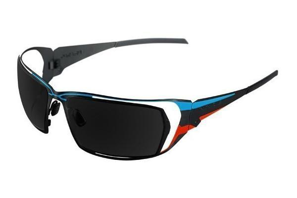 Black/Blue/Red Lens: (CSLT1) Black