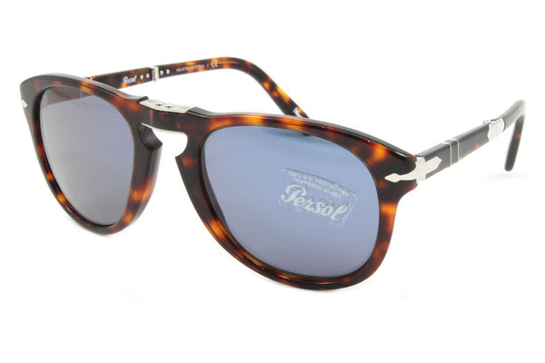 d7da518cd0c3c Persol - 714SM Steve McQueen Special Edition in Light Havana
