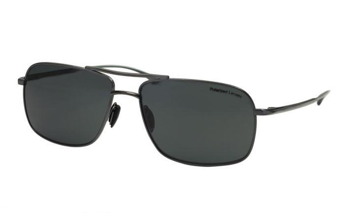 IP Black w/ Grey Glass Polarized Lens