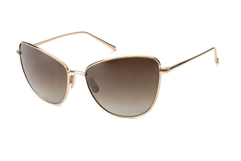 Honey Gold / Polarized CR39 Ashland Gradient Lens