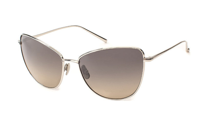 Traditional Silver / Polarized CR39 Lovers Soul Gradient Lens