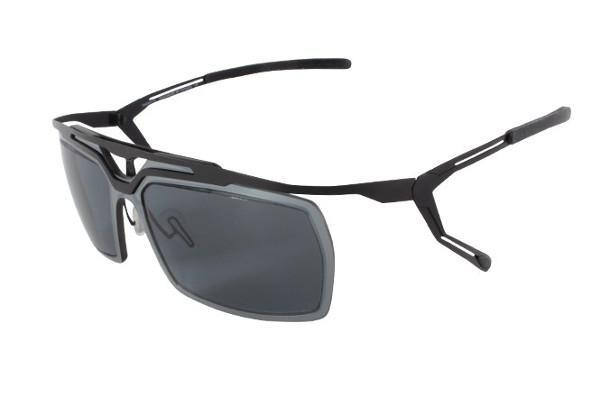 Black Lens: (C13) Grey Polarised