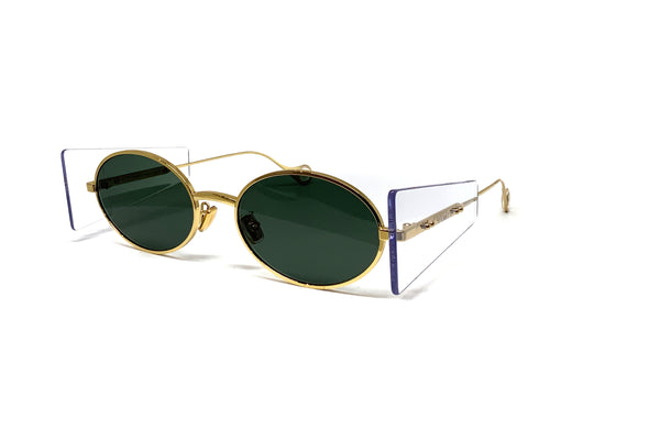 Fenty - Side Note Sunglasses (Camo Green)