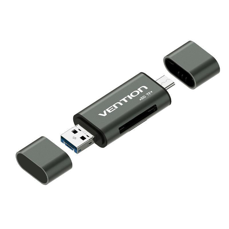 Vention USB 3.0 Multi-Function Card Reader