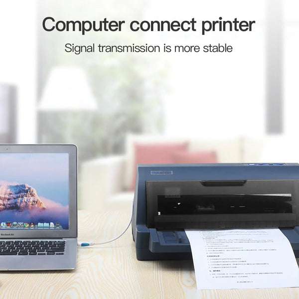 Vention USB 2.0 to Printer