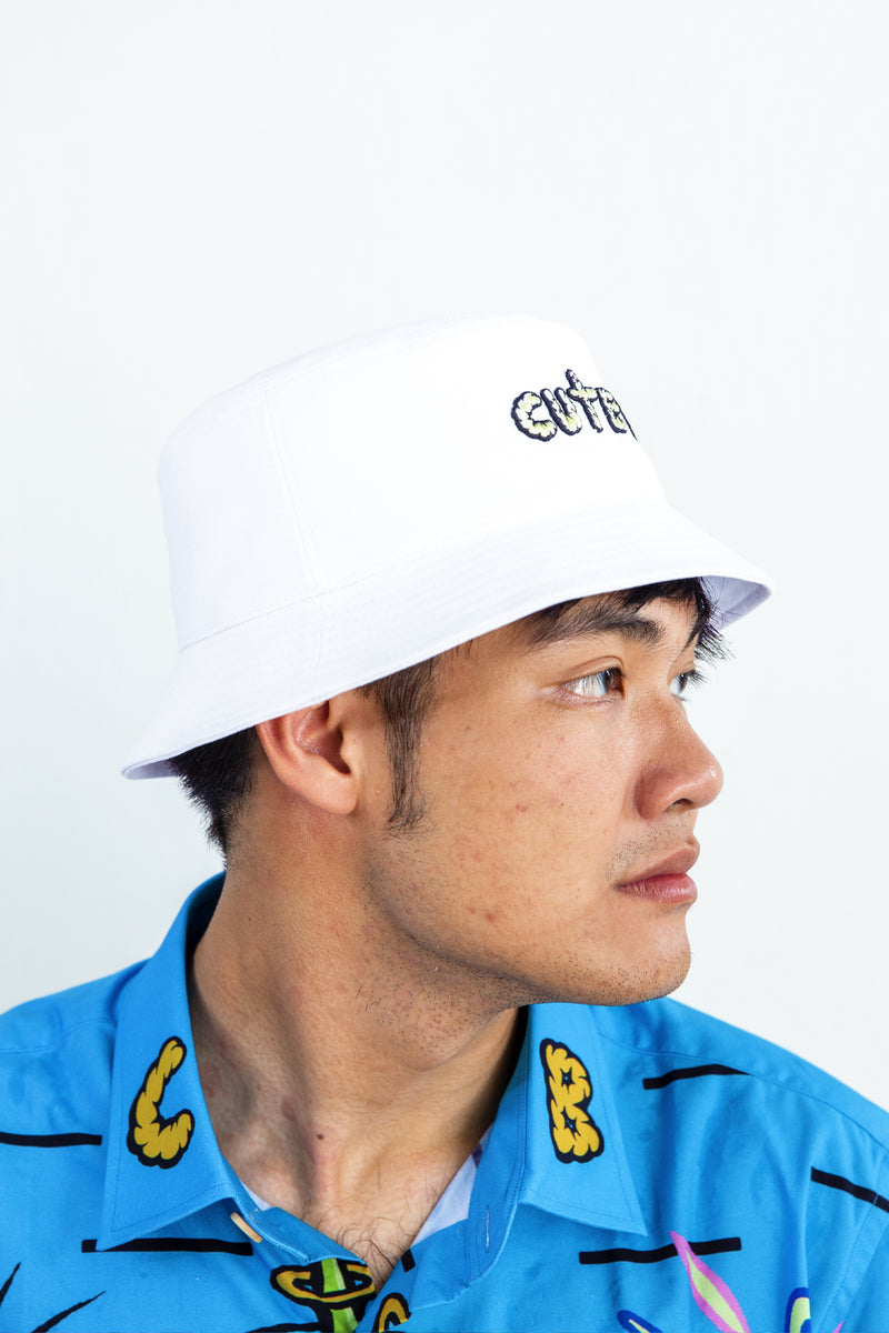 CuteBoy x TRYSTAND | Bucket hat