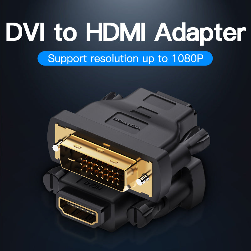 Vention DVI (24+1) to HDMI Adapter