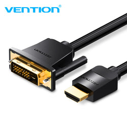 Vention HDMI Male to DVI 24+1 Male
