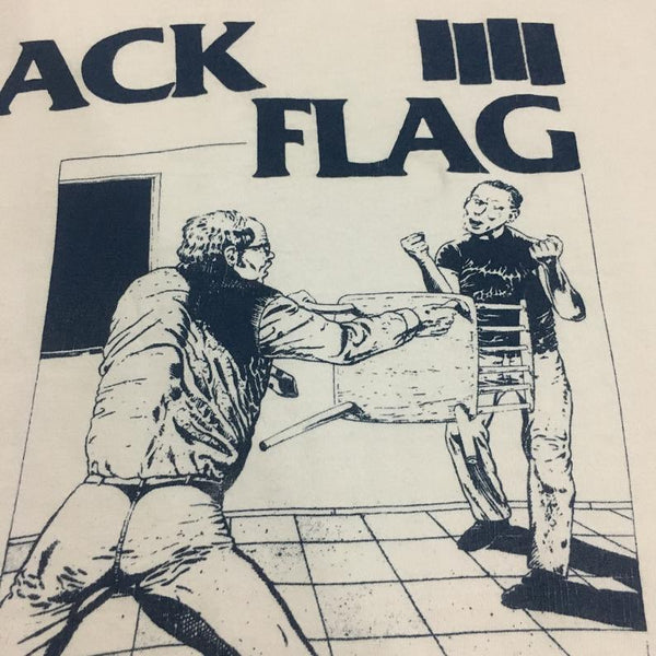 Black Flag Vintage 1980s Band Punk Rock Shirt 80s Descendents