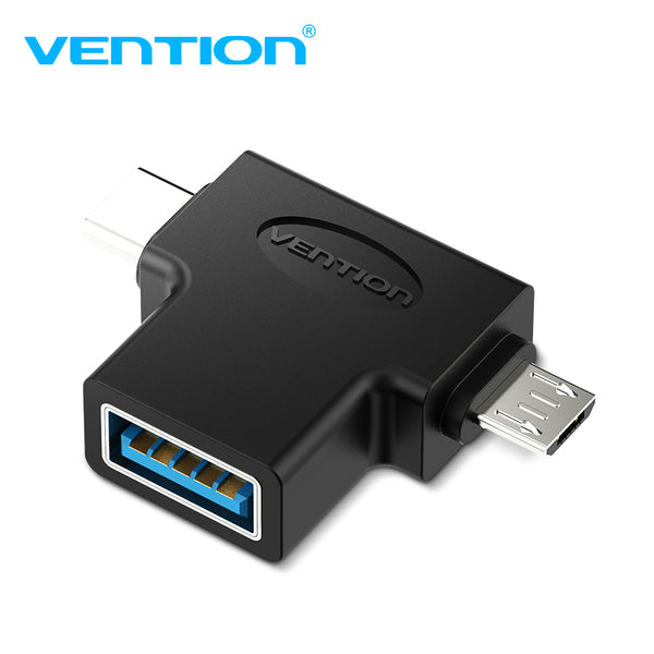 Vention Type-C/Micro to USB 3.0