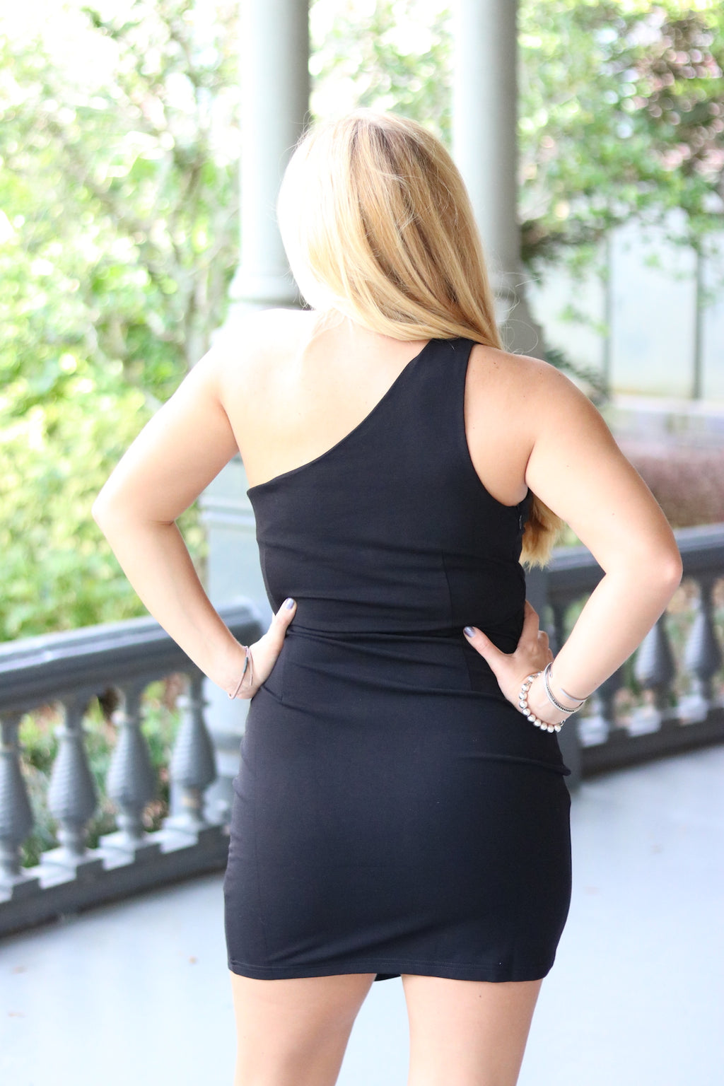 Little Black Bodycon