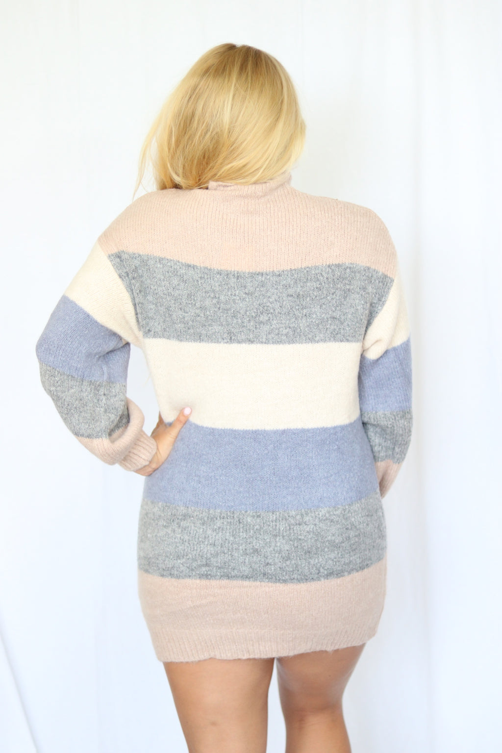 Noelle Sweater Dress
