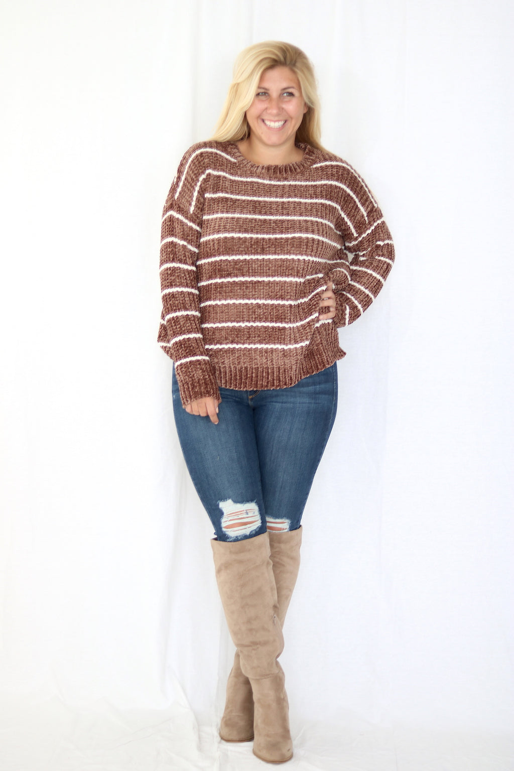 Cocoa Sweater