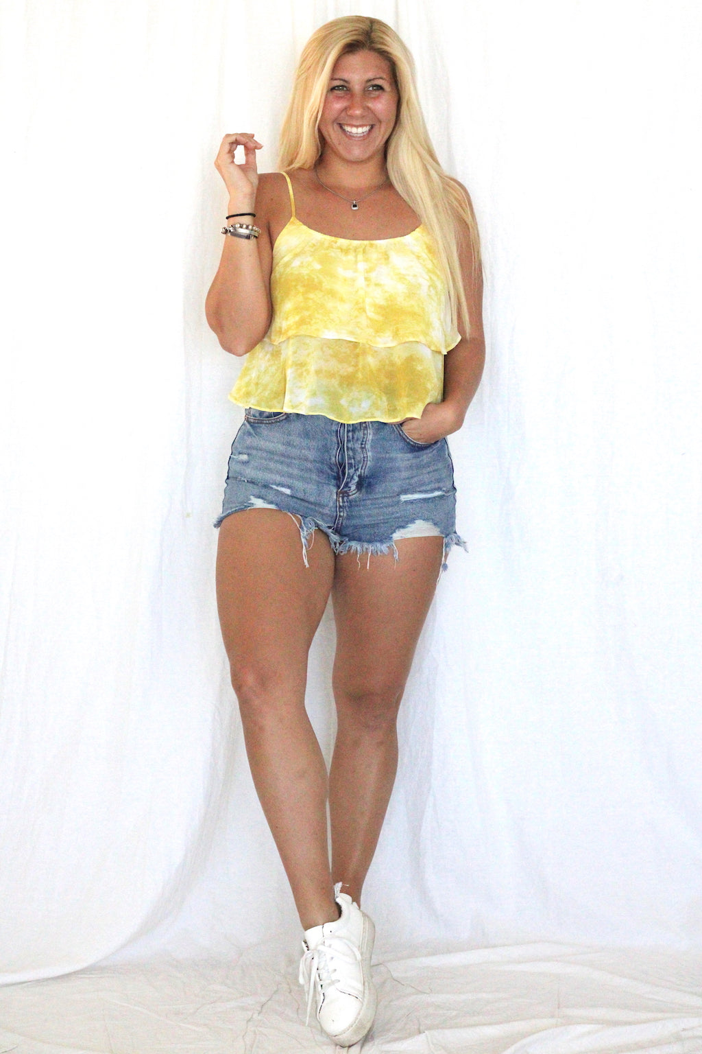 Sunshine Tie Dye Top