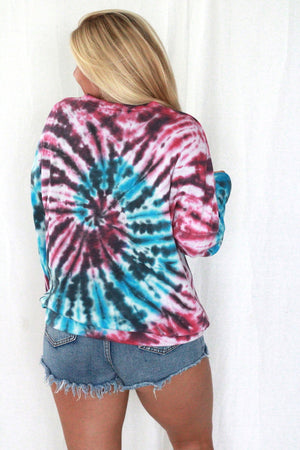 East Coast Tie Dye Set- Sweatshirt