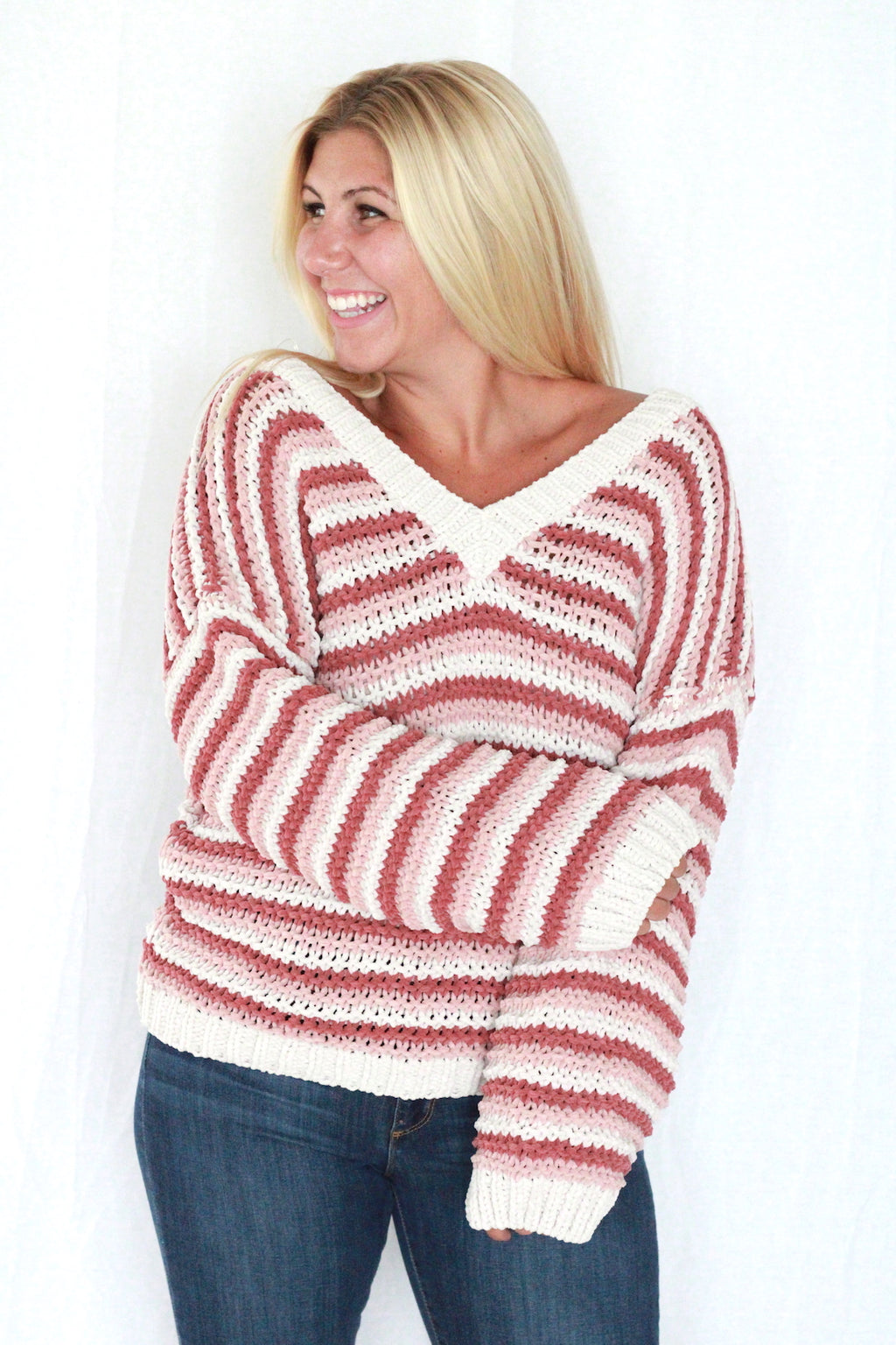 Rory Chenille Sweater