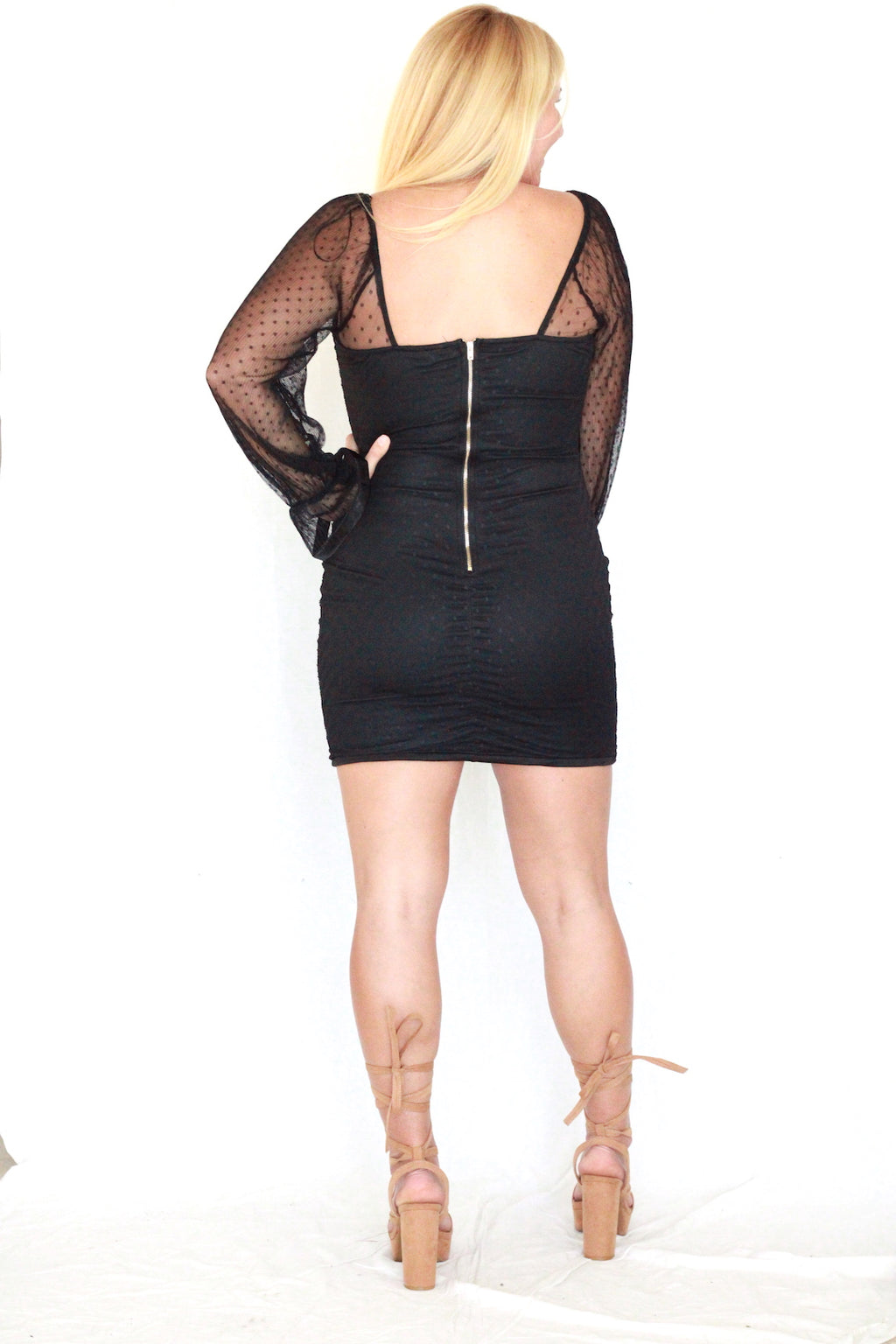 Ivy Dress- Black