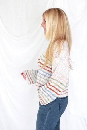 Montana Bone Sweater