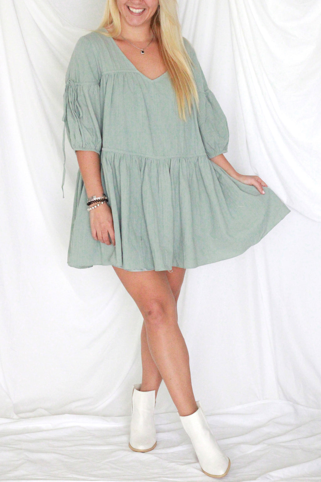 Katie Babydoll Dress