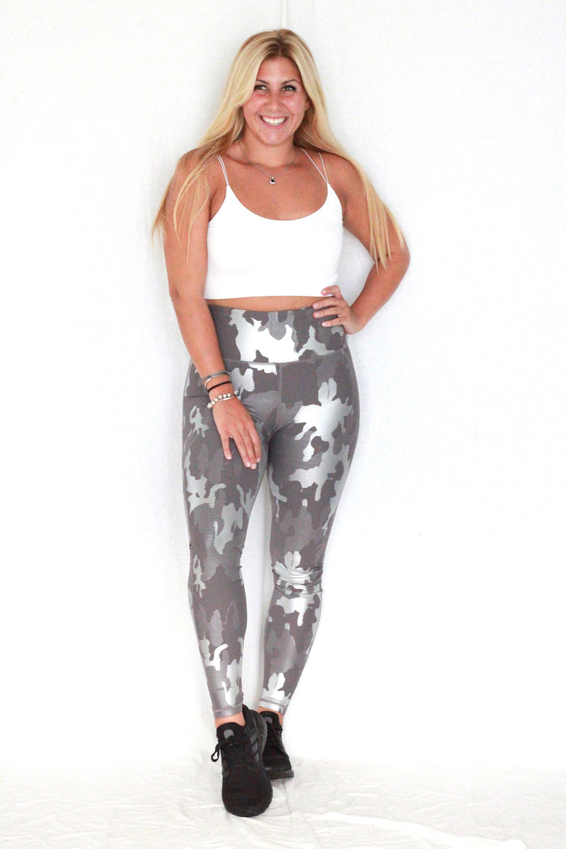 Silver Lining Athleisure Leggings