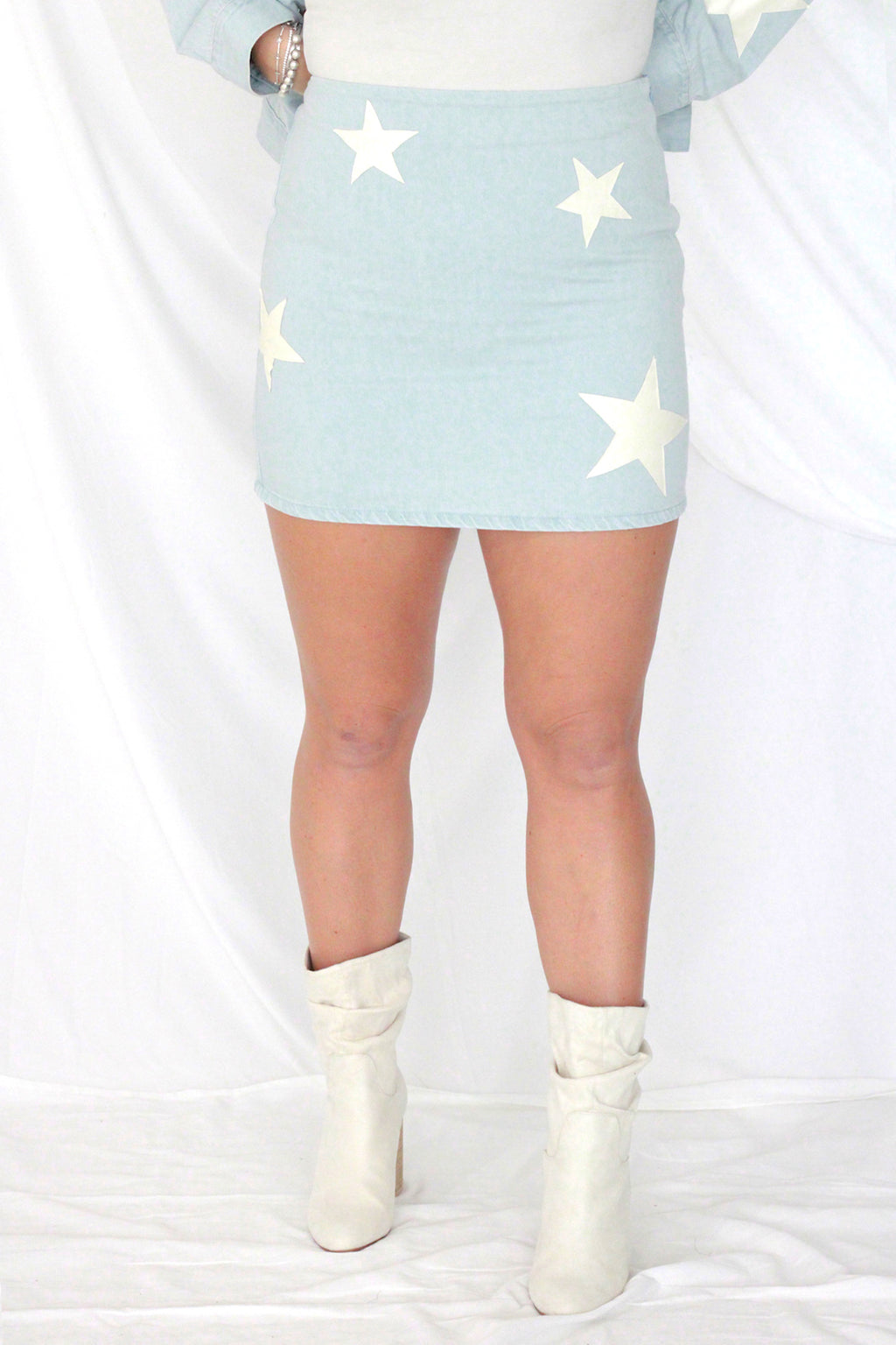 Lucky Stars Set- Skirt
