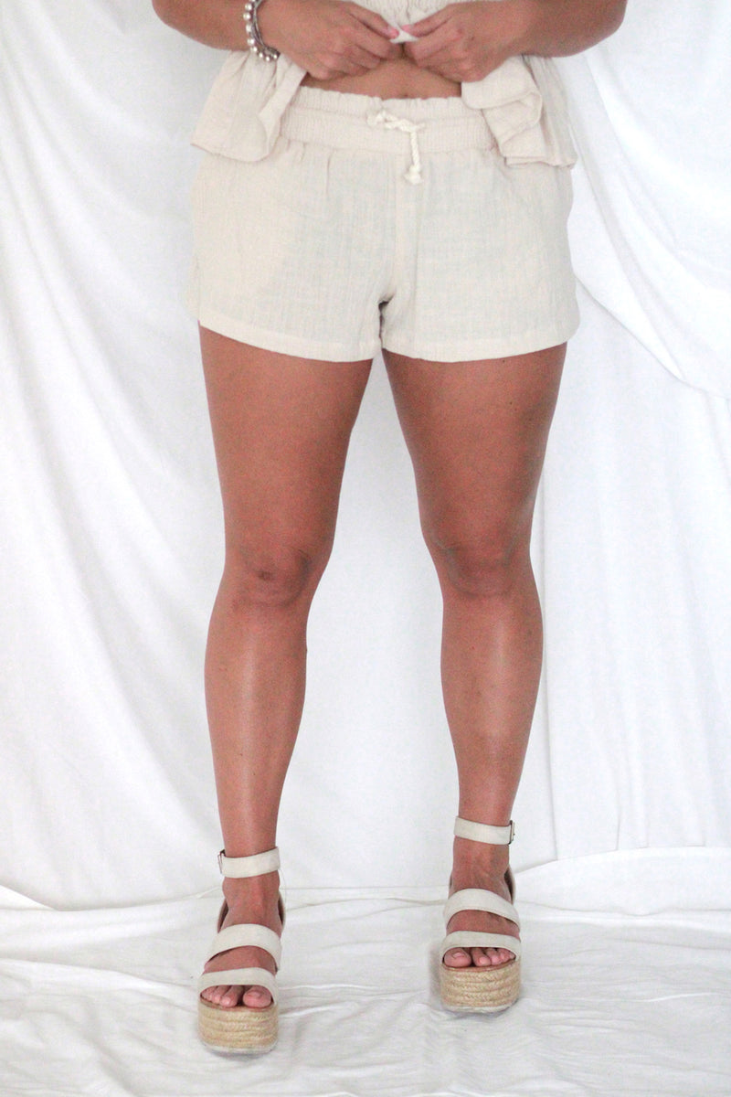 Palm Short Set- Shorts