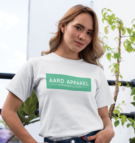 AARD Box Green - Ladies Organic Shirt
