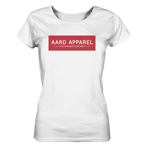 AARD Box Red - Ladies Organic Shirt