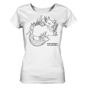 Foxy - Ladies Organic Shirt