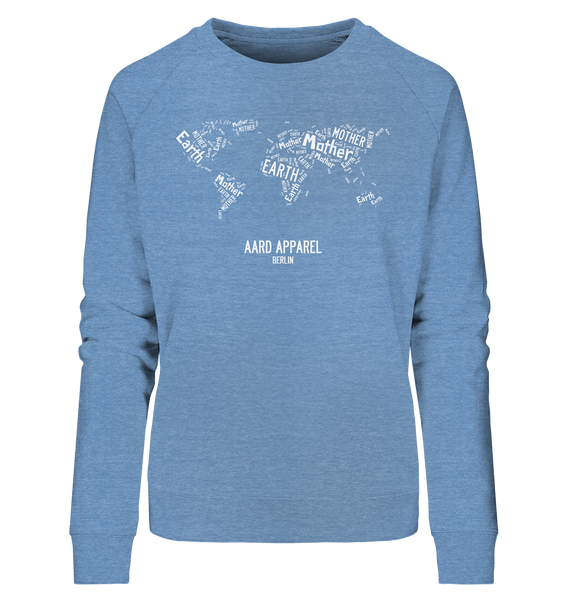 Mother Earth - Ladies Organic Sweatshirt
