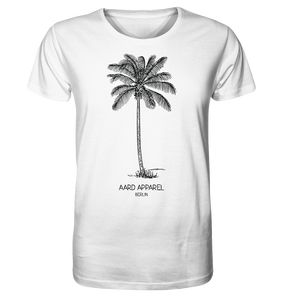 Tropical Palm-Organic Shirt