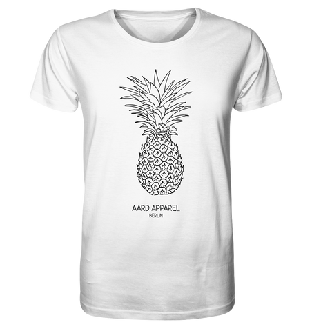 Tropical Pineapple  - Organic Shirt