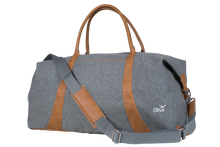 Load image into Gallery viewer, Tern Heather Weekender Duffle Bag