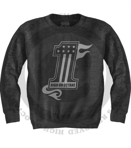 Men's HoO™ High on Octane® No. 1 Hot Rod© Sweatshirt
