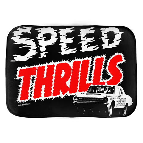 High on Octane® Speed Thrills Floor Mat