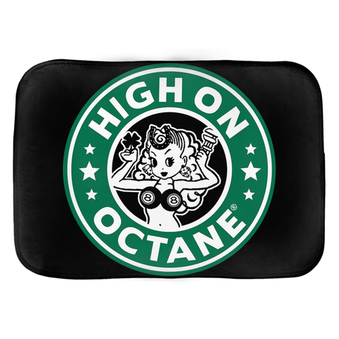 High on Octane® Greasy Luck Floor Mat
