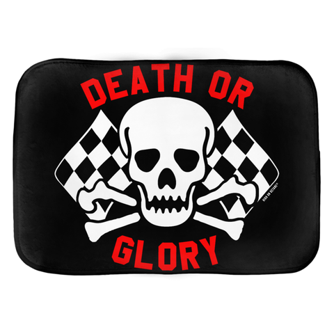 High on Octane® Death or Glory Floor Mat