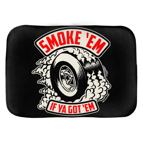 High on Octane® Smoke 'Em If Ya Got 'Em Floor Mat